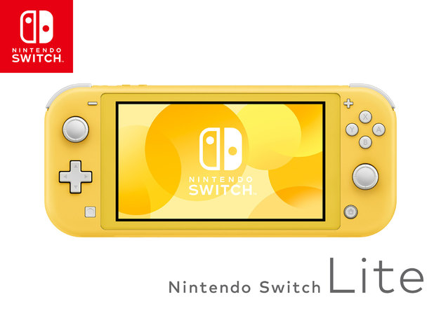 Nintendo Switch Lite - Yellow for Switch