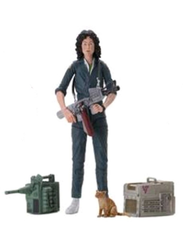 Aliens 40th Anniversary: Ellen Ripley (Jumpsuit) - 7″ Articulated Figure