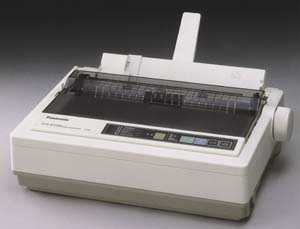 Panasonic KX-P1150 9-Pin Dot Matrix Printer image