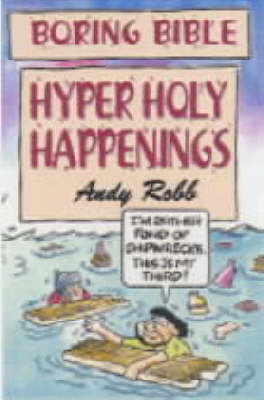 Hyper Holy Happenings by Andy Robb image