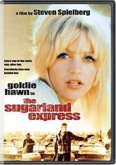 The Sugarland Express on DVD
