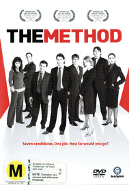 The Method on DVD image