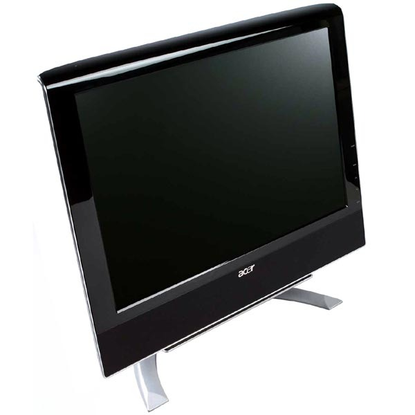 "Acer AL2032W 20"" WIDESCREEN LCD MONITOR BLACK 16ms Response Rate Maximum Resolution: 1680 x 1050"