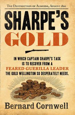 Sharpe's Gold by Bernard Cornwell image