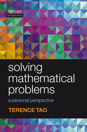 Solving Mathematical Problems by Terence Tao image