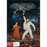 Saturday Night Fever on DVD