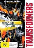 Transformers: Prime - Season 3 on DVD