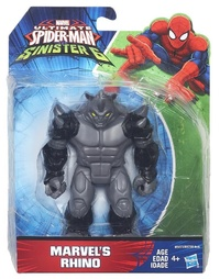"""Ultimate Spider-Man: 6"""" Rhino Action Figure"""