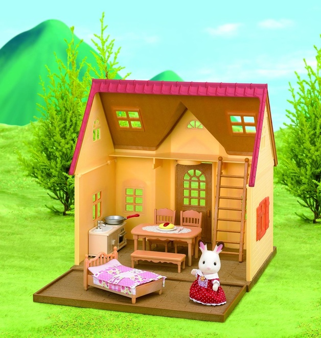 Sylvanian Families: Cosy Cottage Starter House