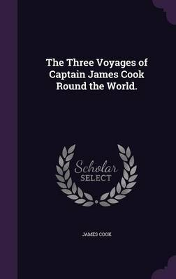 The Three Voyages of Captain James Cook Round the World. by Cook image