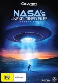 NASA's Unexplained Files - Season 2 on DVD