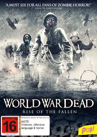 World War Dead: The Rise of the Fallen on DVD