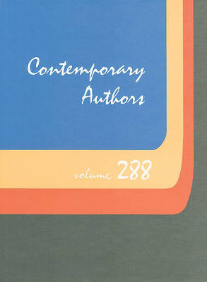 Contemporary Authors, Volume 288 image