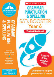 Grammar, Punctuation & Spelling Pack (Year 6) by Shelley Welsh