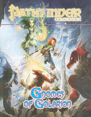 Gnomes of Golarion by Hal Maclean