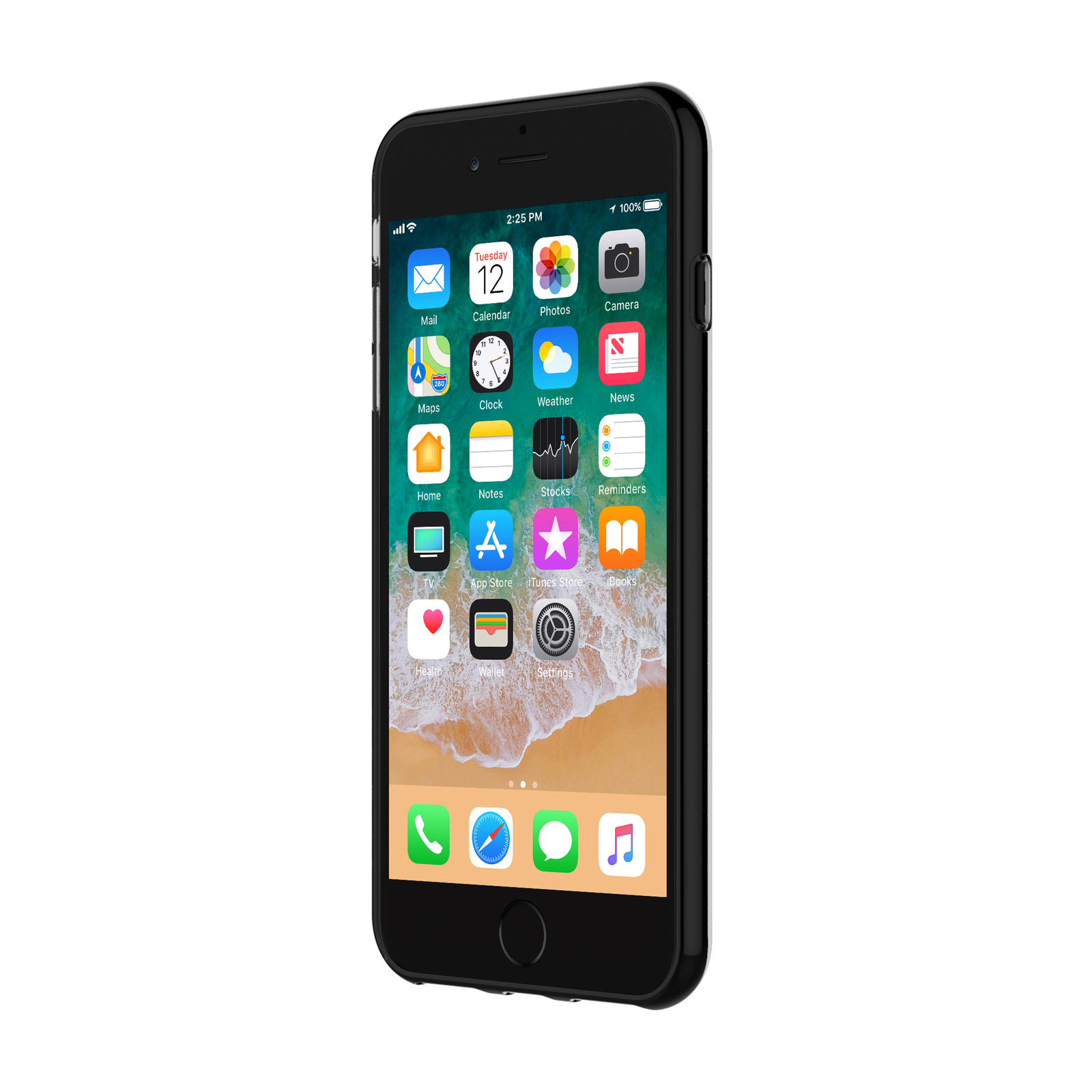87248e318c7 Incipio NGP Pure Case iPhone 6/7/8 - Black | at Mighty Ape NZ