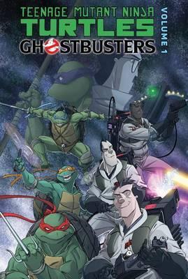 Teenage Mutant Ninja Turtles / Ghostbusters 1 by Erik Burnham
