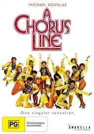A Chorus Line on DVD
