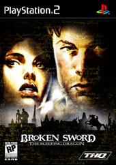 Broken Sword: The Sleeping Dragon for PlayStation 2
