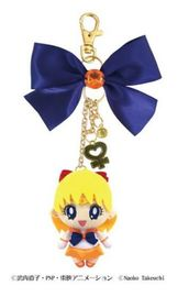 Sailor Moon Prism Bag Charm - Sailor Venus