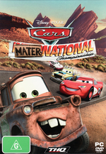 Cars Mater-National for PC Games