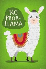 Llama - No Problemo Maxi Poster (840)