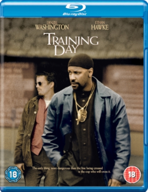 Training Day on Blu-ray