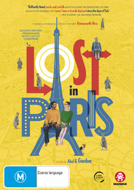 Lost In Paris on DVD