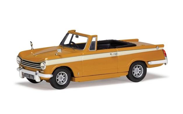 Corgi 1/43 Herald Convertible Diecast Model