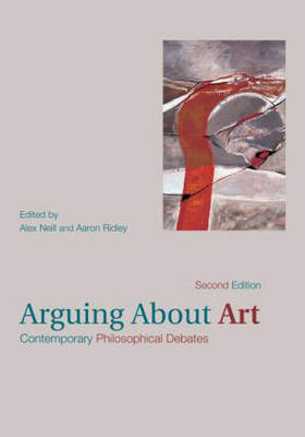 Arguing About Art: Contemporary Philosophical Debates image