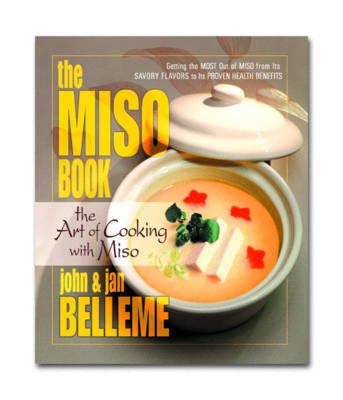 The Miso Book by John Belleme image