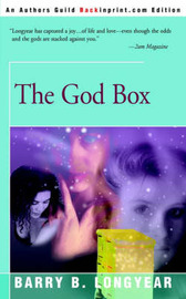 The God Box by Barry B Longyear image