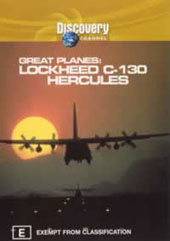 Great Planes: Lockheed C-130 Hercules on DVD
