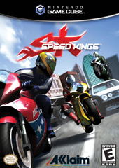 Speed Kings for GameCube