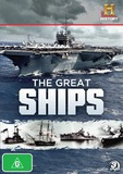 The Great Ships DVD