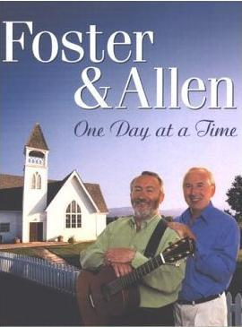 Foster And Allen - One Day At A Time on DVD