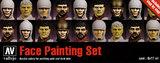 Vallejo Face Painting Set (8 colours)