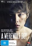 A Werewolf Boy DVD