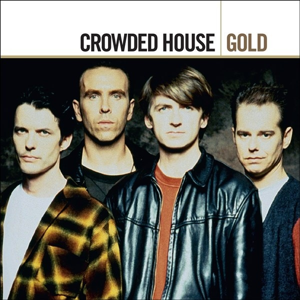 Crowded House (Gold) by Crowded House