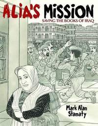 Alia's Mission by Mark Alan Stamaty image