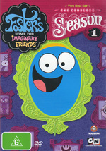 Foster's Home For Imaginary Friends - Complete Season 1 (2 Disc Set)  on DVD