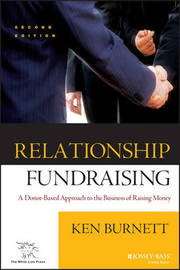 Relationship Fundraising by Ken Burnett