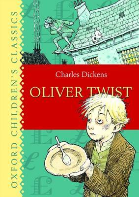Oliver Twist by Charles Dickens image