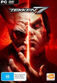 Tekken 7 (Code in Box) for PC Games