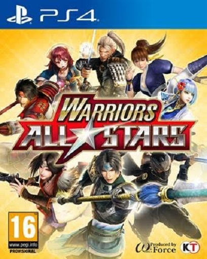 Warriors All Stars for PS4