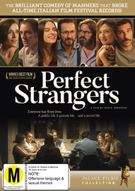 Perfect Strangers on DVD image