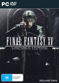 Final Fantasy XV: Windows Edition for PC Games