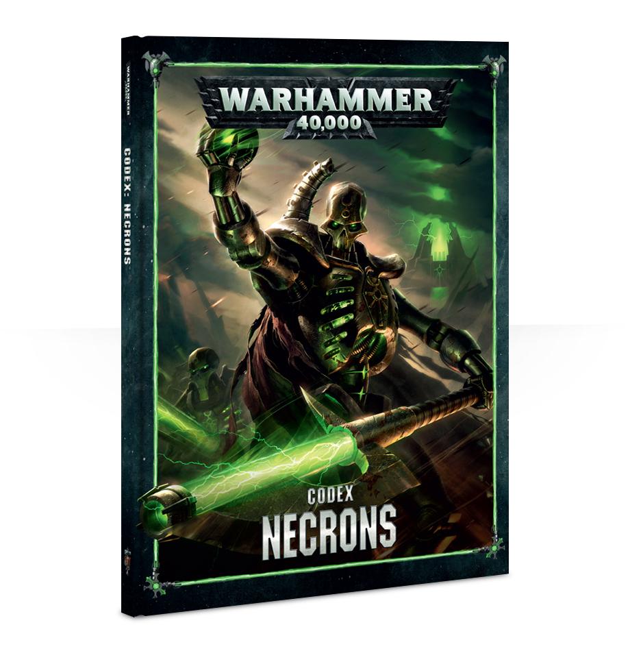 Warhammer 40,000 Codex: Necrons image