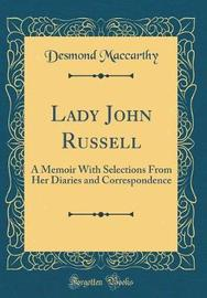 Lady John Russell by Desmond MacCarthy image