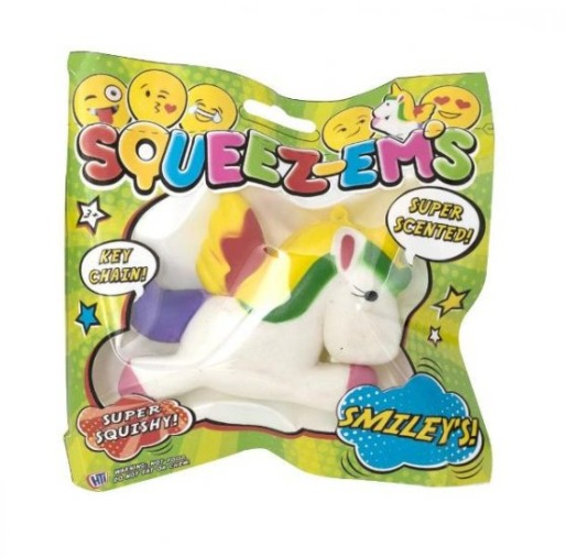Squeez-em's - Scented Unicorn (Small) image